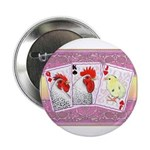 """Delaware Family Cards 2.25"""" Button (10 pack)"""