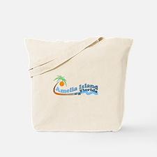 Amelia Island FL Tote Bag