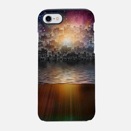 Mega City iPhone 7 Tough Case