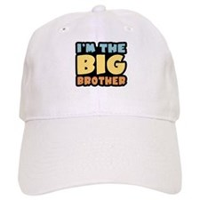 I'm The Big Brother Baseball Cap