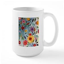 GARDEN FLOWERS Mug