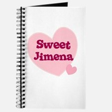 Sweet Jimena Journal