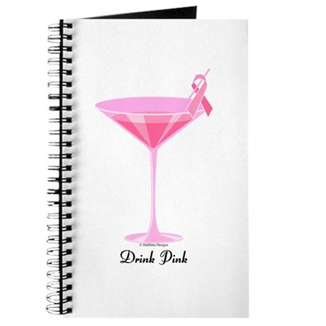 Drink Pink Journal