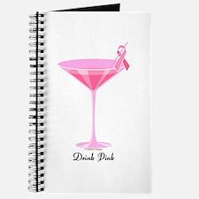 Drink Pink Journal