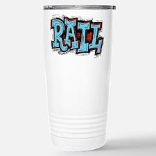 Rail Stainless Steel Travel Mug