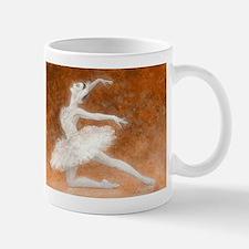 Swan Lake Ballet Mug (Sepia)