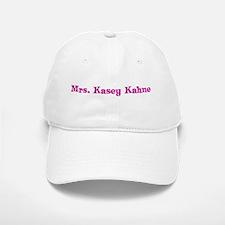 Mrs. Kasey Kahne Baseball Baseball Cap
