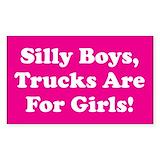Girl truck Single