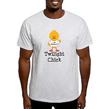I Love Edward Twilight Chick T-Shirt