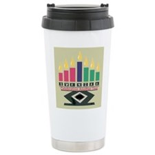 Kwanzaa Travel Mug