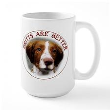 BRITT HEAD STUDY Mug