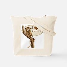 I Love Kinkajou Tote Bag