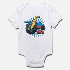 Rolling on 20's Infant Bodysuit