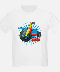 Rolling on 20's T-Shirt