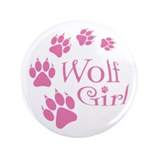 "Breaking Dawn-Wolf Girl 3.5"" Button"