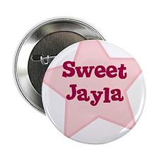 Sweet Jayla Button