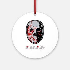 TGIF Jason Ornament (Round)
