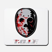 TGIF Jason Mousepad