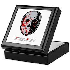 TGIF Jason Keepsake Box