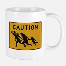 Cute Border crossing Mug