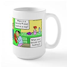 When is...? Large Mug