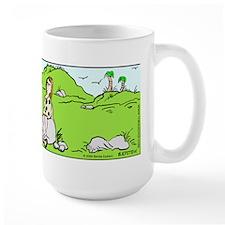 Starving in Java Large Mug