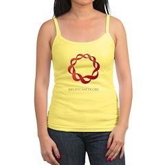 Breastcancer.org Jr.Spaghetti Strap