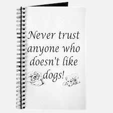 Trust Dogs Journal