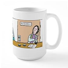 Finding The Cure Large Mug