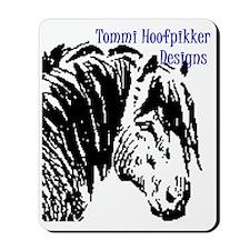 Tommy Hoofpikker Mousepad