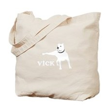 Piss on Vick Tote Bag