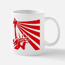 Libertarian Red Liberty Mug