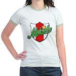 Midrealm Team Shield Jr. Ringer T-Shirt