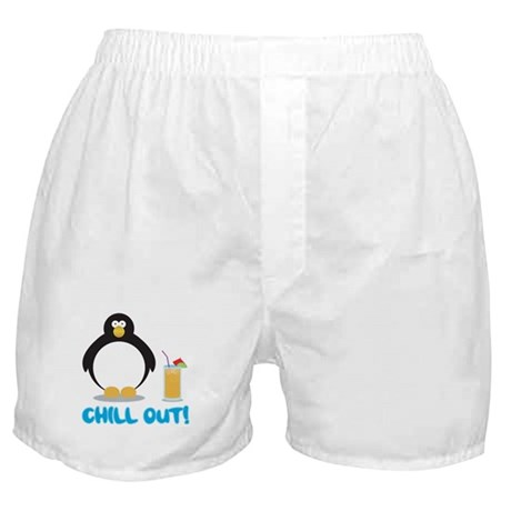 Chill Out! Boxer Shorts