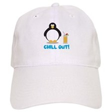 Chill Out! Baseball Cap