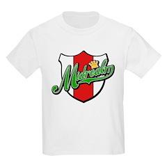 Midrealm Team Sheild Kids T-Shirt