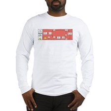 FlowChart Long Sleeve T-Shirt