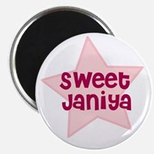 Sweet Janiya Magnet