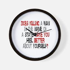 Killing make you better? Wall Clock