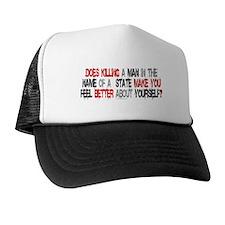 Killing make you better? Trucker Hat