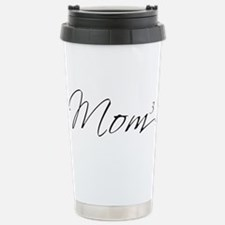 Mom of 3 Travel Mug