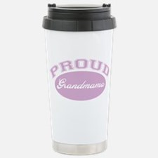 Proud Grandmama Travel Mug