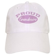 Proud Grandmere Baseball Cap