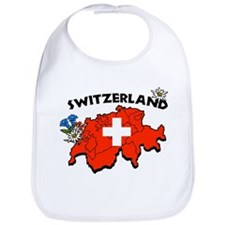 Switzerland Bib