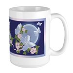 Butterfly Moon Large Mug