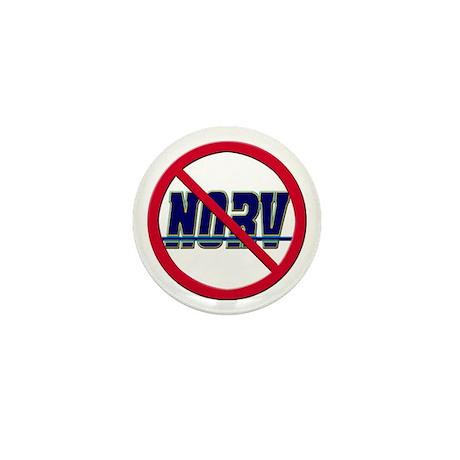 Fire Norv!! No More Norv! Mini Button (100 pack)