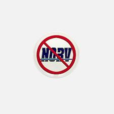 Fire Norv!! No More Norv! Mini Button