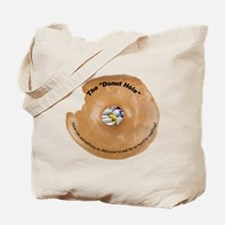 Donut Hole Tote Bag