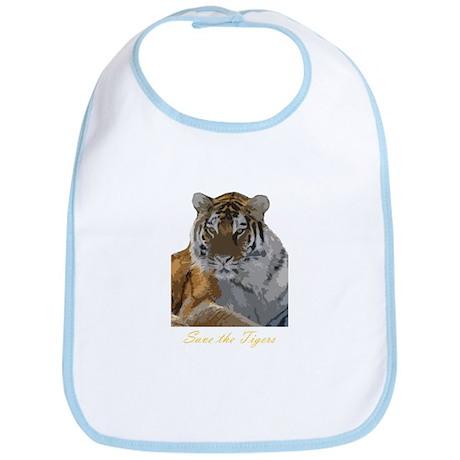 Save the Tigers Bib