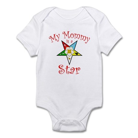 My Mommy's A Star Infant Bodysuit